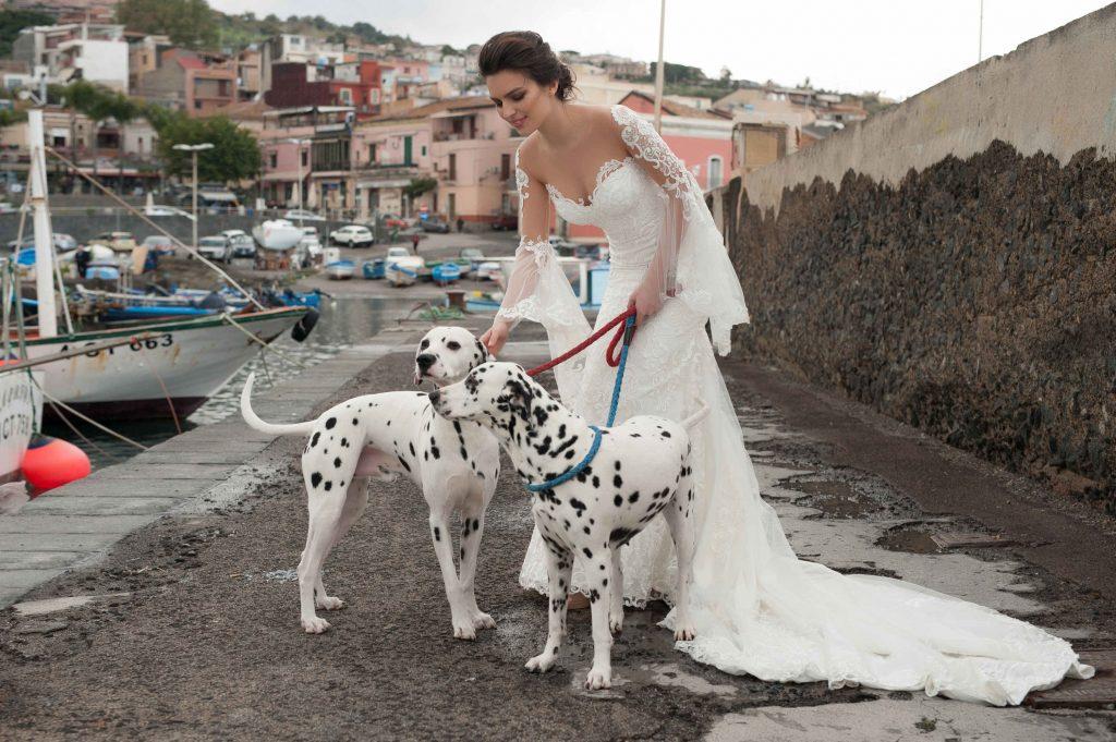 Etna Colectie 2018 · Rochii de mireasa · Salon Vivianne Arad
