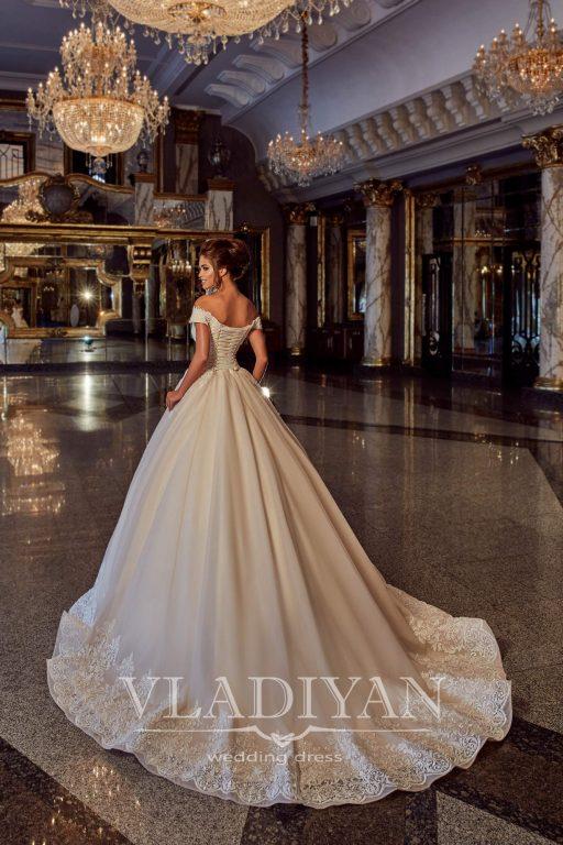 Vladiyan 02-2 · Rochie de mireasa 2018