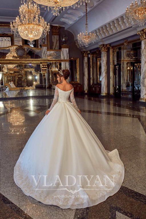 Vladiyan 03-2 · Rochie de mireasa 2018