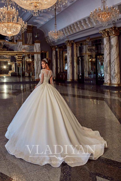 Vladiyan 04-2 · Rochie de mireasa 2018