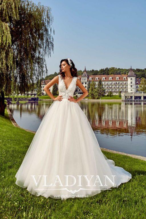 Vladiyan 37-1 · Rochie de mireasa 2018