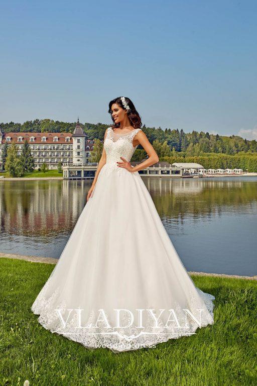 Vladiyan 38-1 · Rochie de mireasa 2018