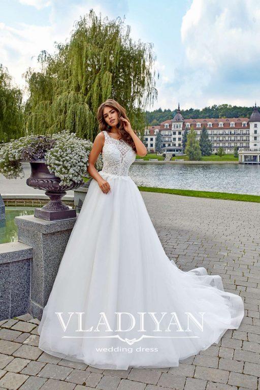 Vladiyan 43-1 · Rochie de mireasa 2018