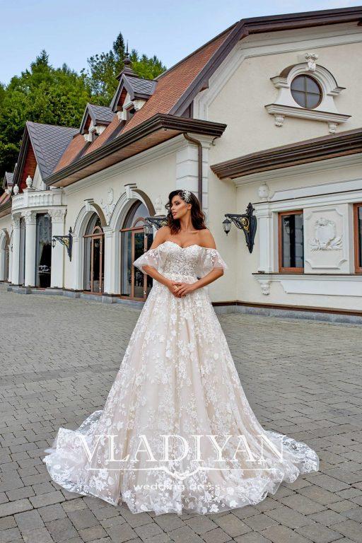 Vladiyan 45-1 · Rochie de mireasa 2018