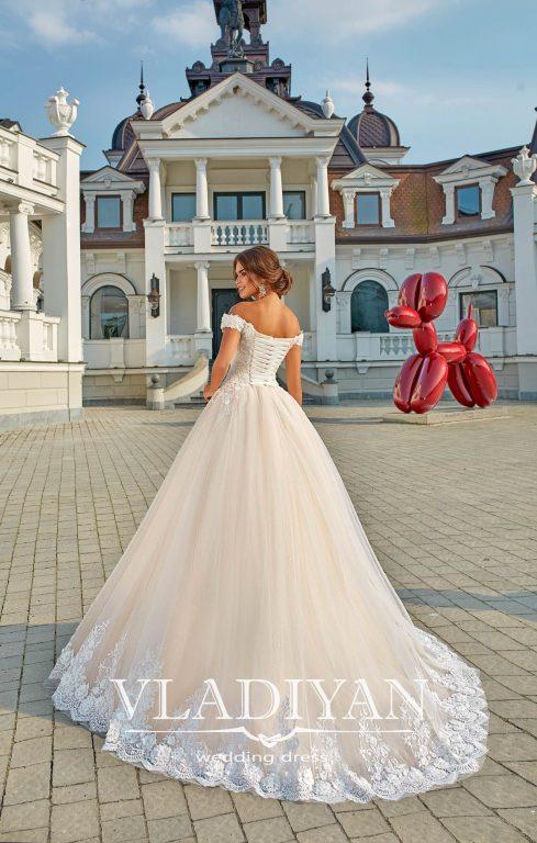 Vladiyan 59-2 · Rochie de mireasa 2018